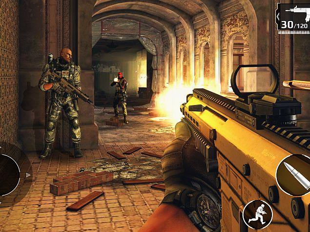 Modojo | Modern Combat 5: Blackout
