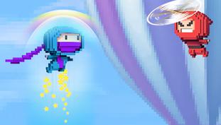Modojo | Ninja Up!