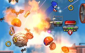 Modojo | Sonic Jump Fever