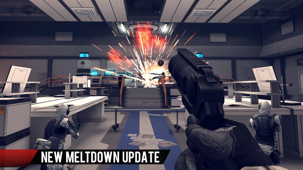 Modojo | The Top Five Explosive Mobile Shooters