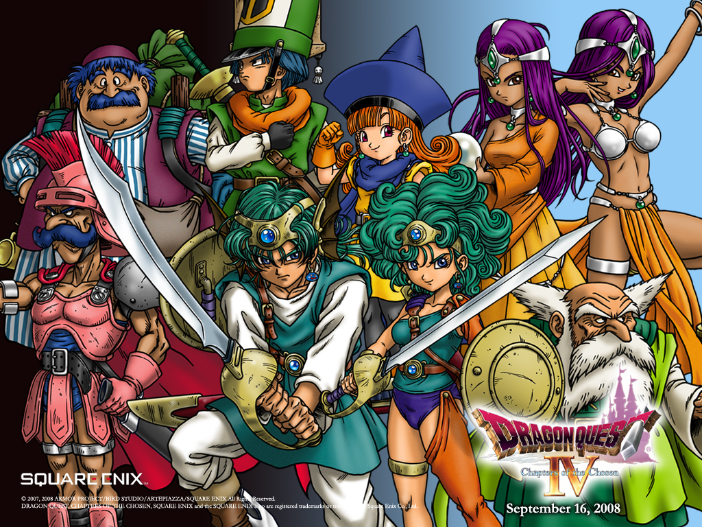 Modojo | Dragon Quest IV: Chapters of the Chosen