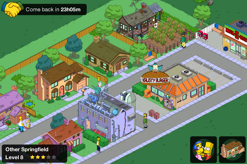 Modojo | The Simpsons: Tapped Out Receives Strategic New Update
