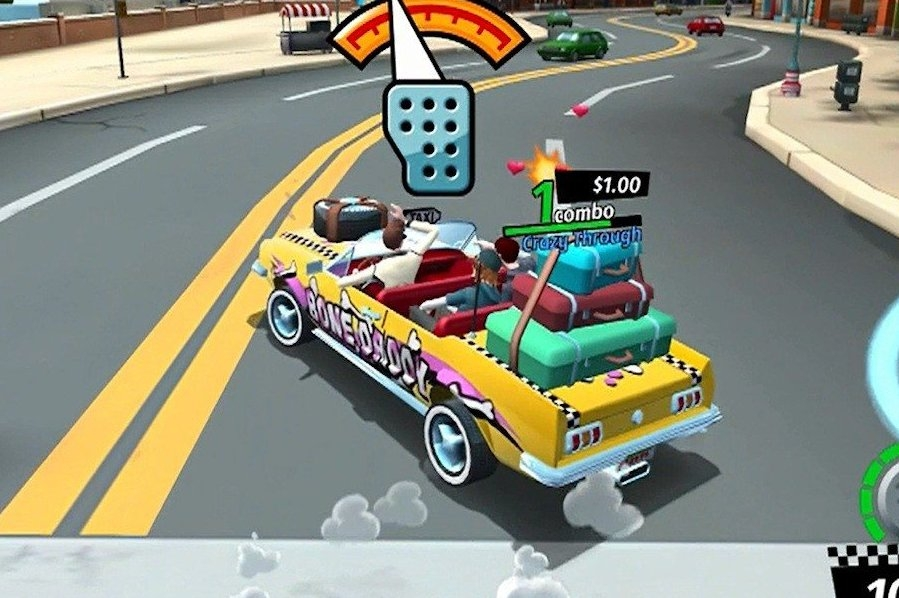 Modojo | Crazy Taxi: City Rush