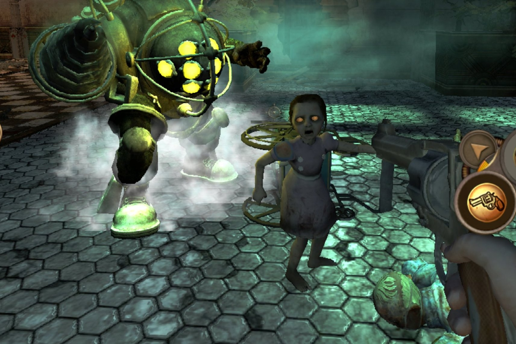 Modojo | Critically-Acclaimed 2K Shooter BioShock Making Its iOS Debut