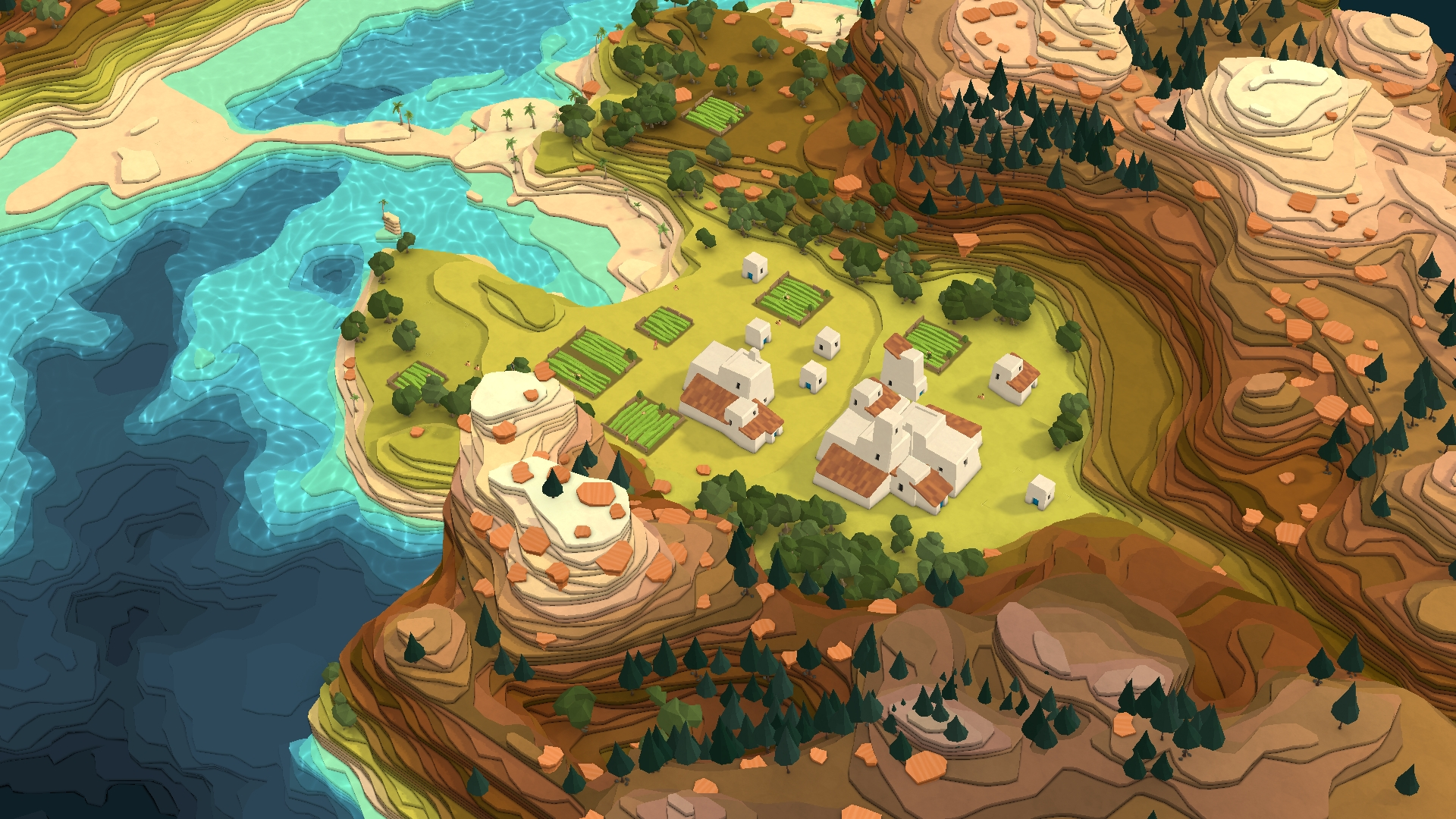 Modojo | Peter Molyneux's Godus Is Available Now For iOS Users