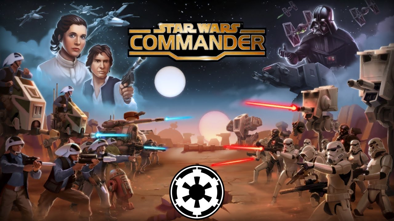 Modojo | Star Wars: Commander