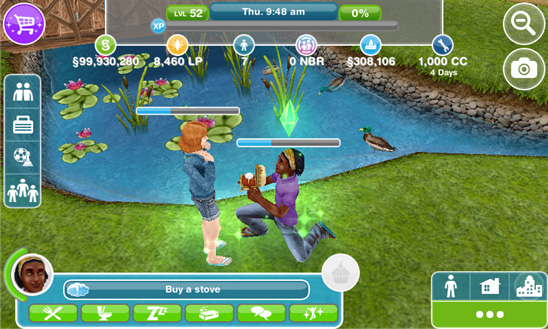 Modojo | Take Your Sims On A Culinary Quest in the Latest Update To The Sims FreePlay