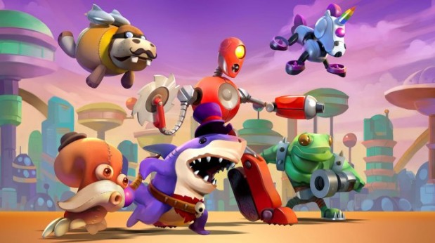 Modojo | This Live-Action Toy Rush Trailer Finds The Toys
