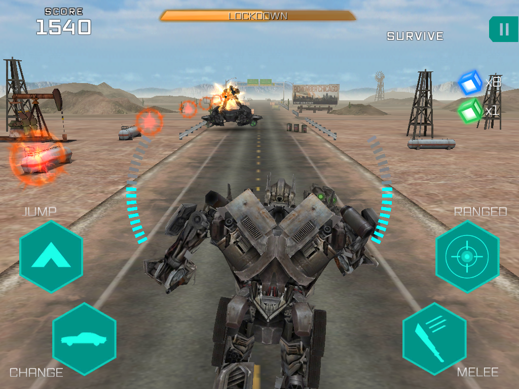 Modojo | Transformers: Age of Extinction Cheats and Tips