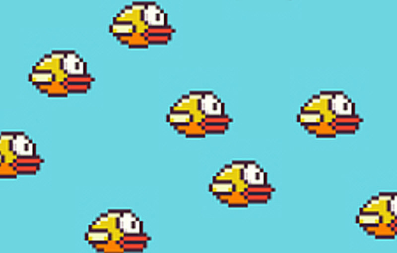 Modojo | What's The Deal With Flappy Bird And What's A Swing Copter, Anyway?