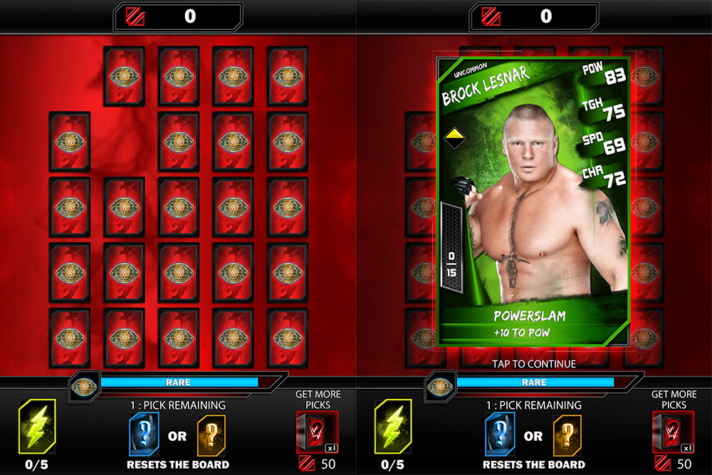 Modojo | WWE SuperCard Had Over 1.5 Million Downloads In Its First Week