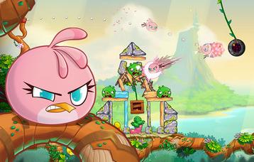 Modojo | Angry Birds Stella
