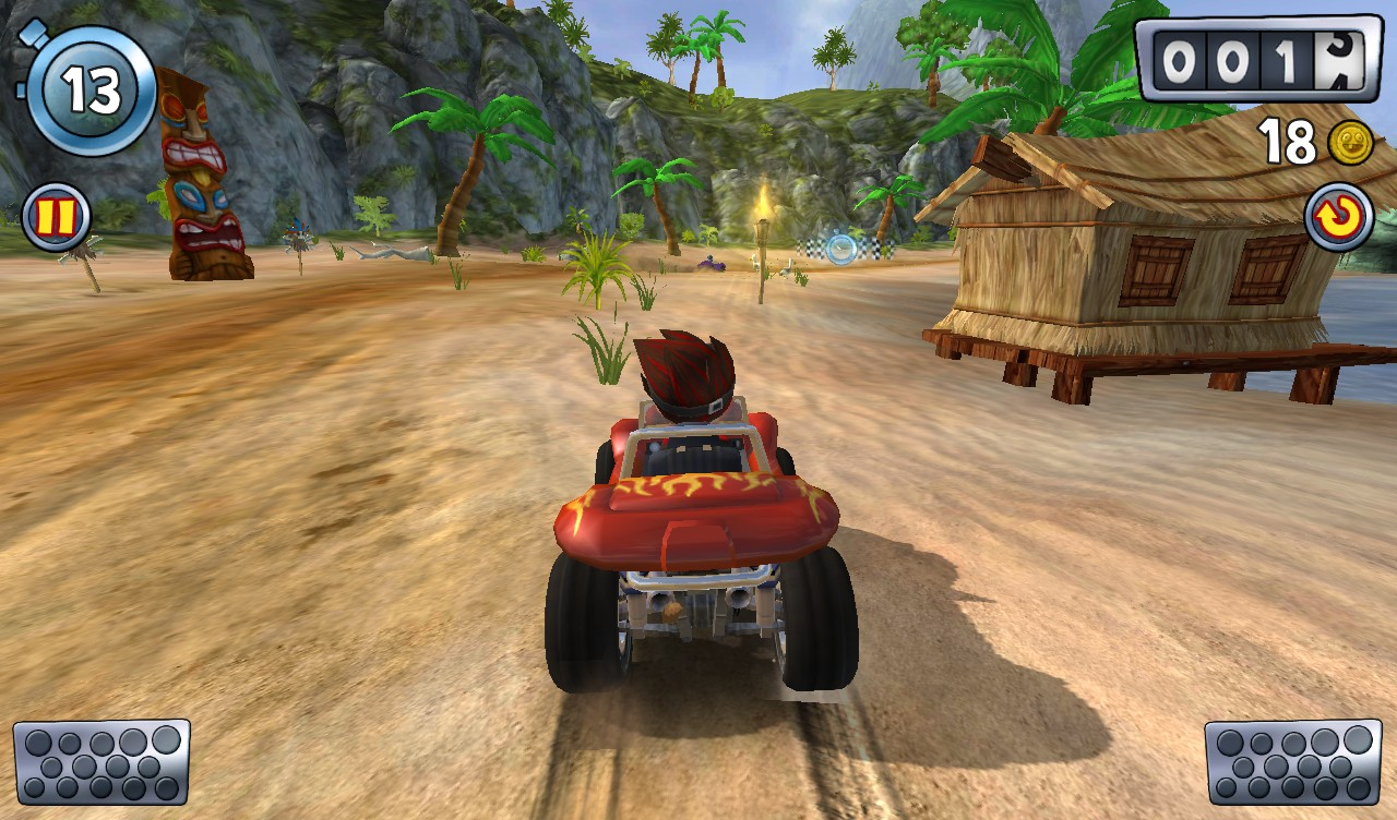 Modojo | Beach Buggy Racing