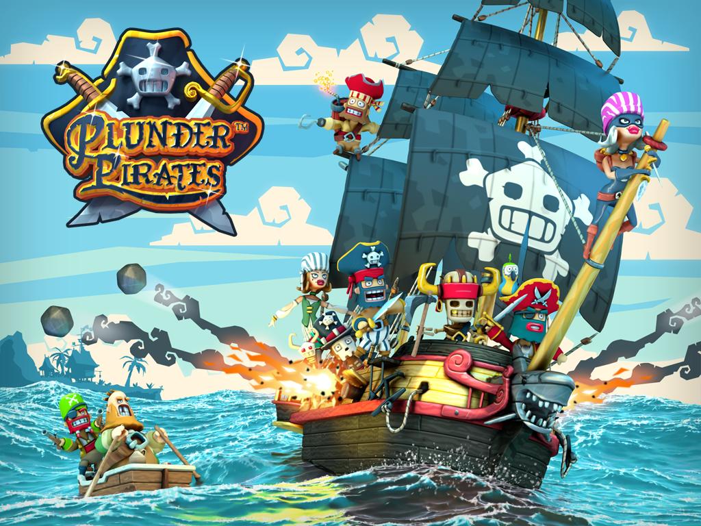 Modojo | Plunder Pirates