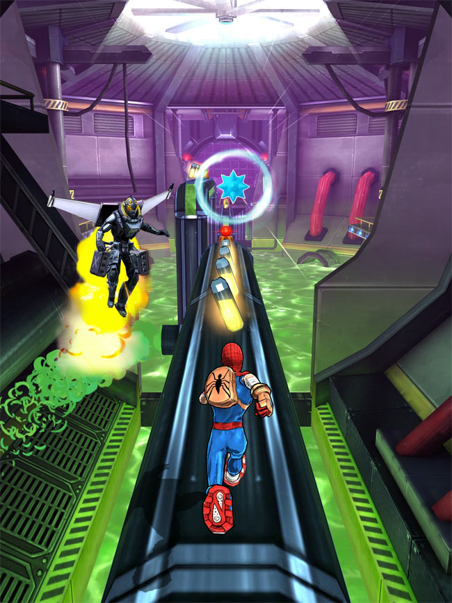 Modojo | Spider-Man Unlimited Tips and Tricks