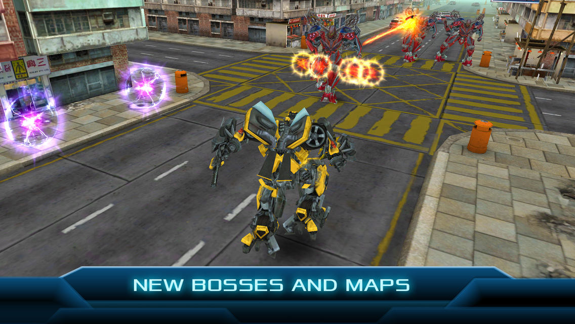 Modojo | Transformers: Age of Extinction Receives Major Update