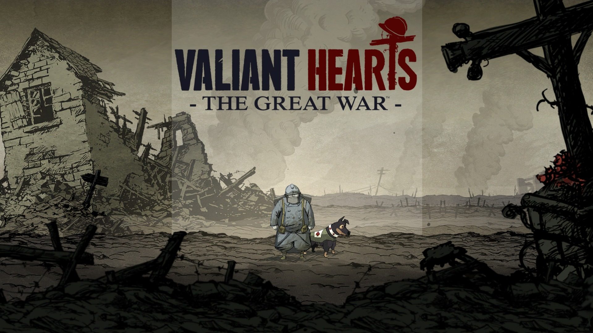 Modojo | Valiant Hearts: The Great War