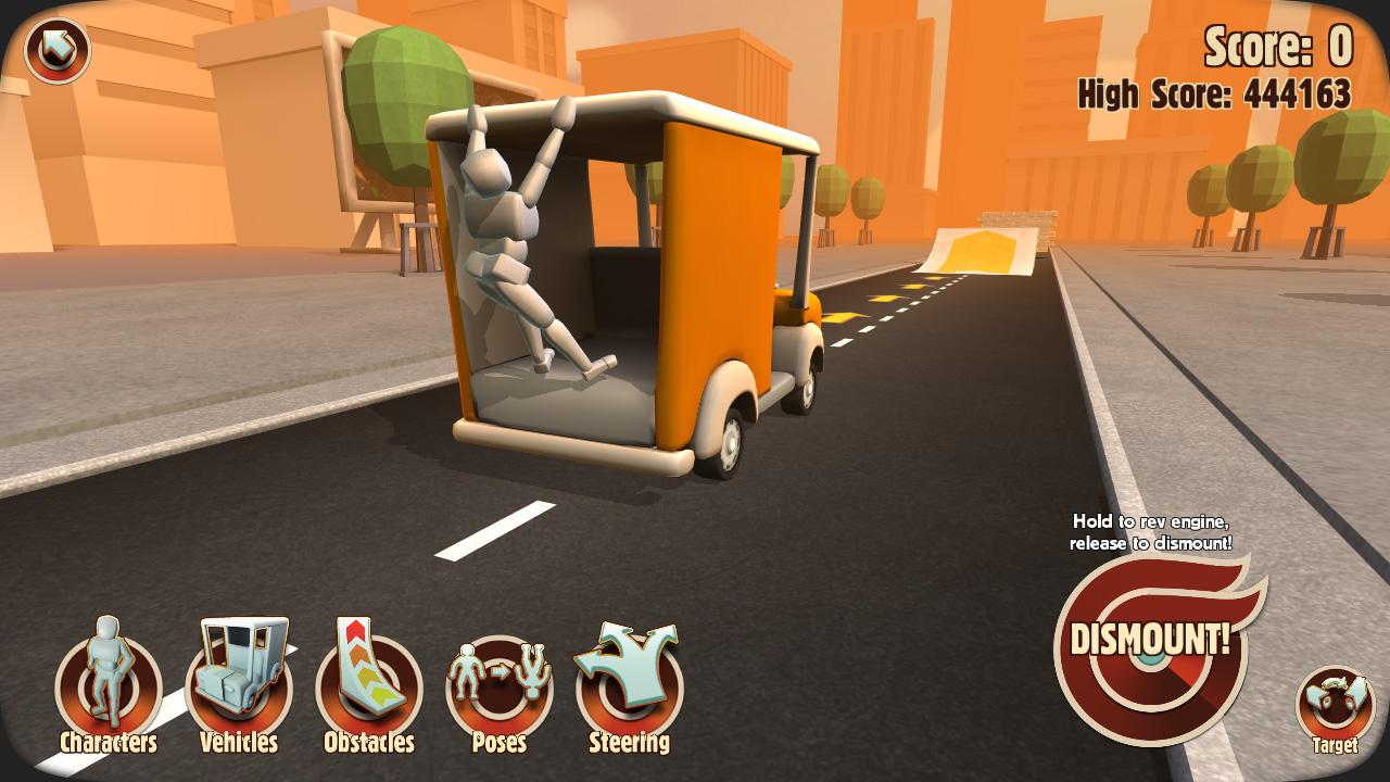 Modojo | Turbo Dismount