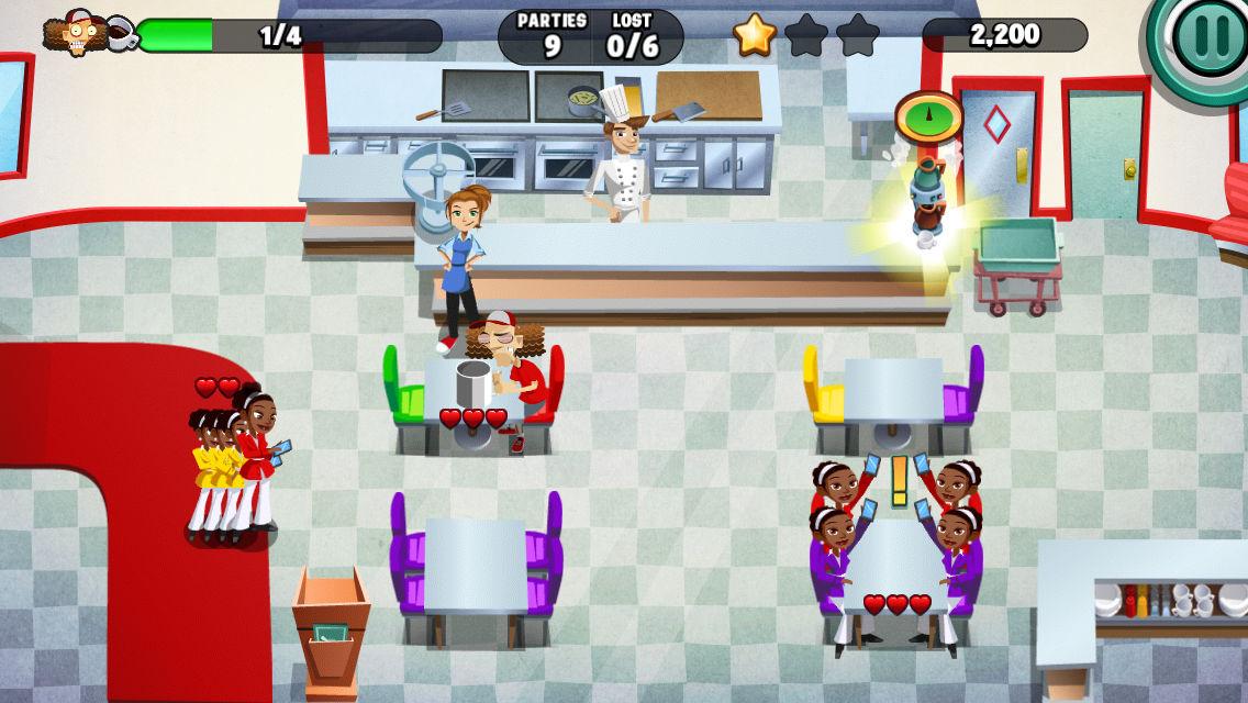 Modojo | Diner Dash Tips and Tricks