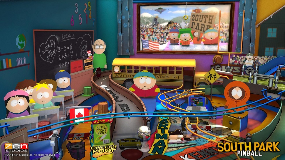 Modojo | South Park Pinball