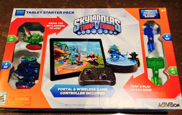 Modojo | Unboxing Skylanders Trap Team For iOS And Android