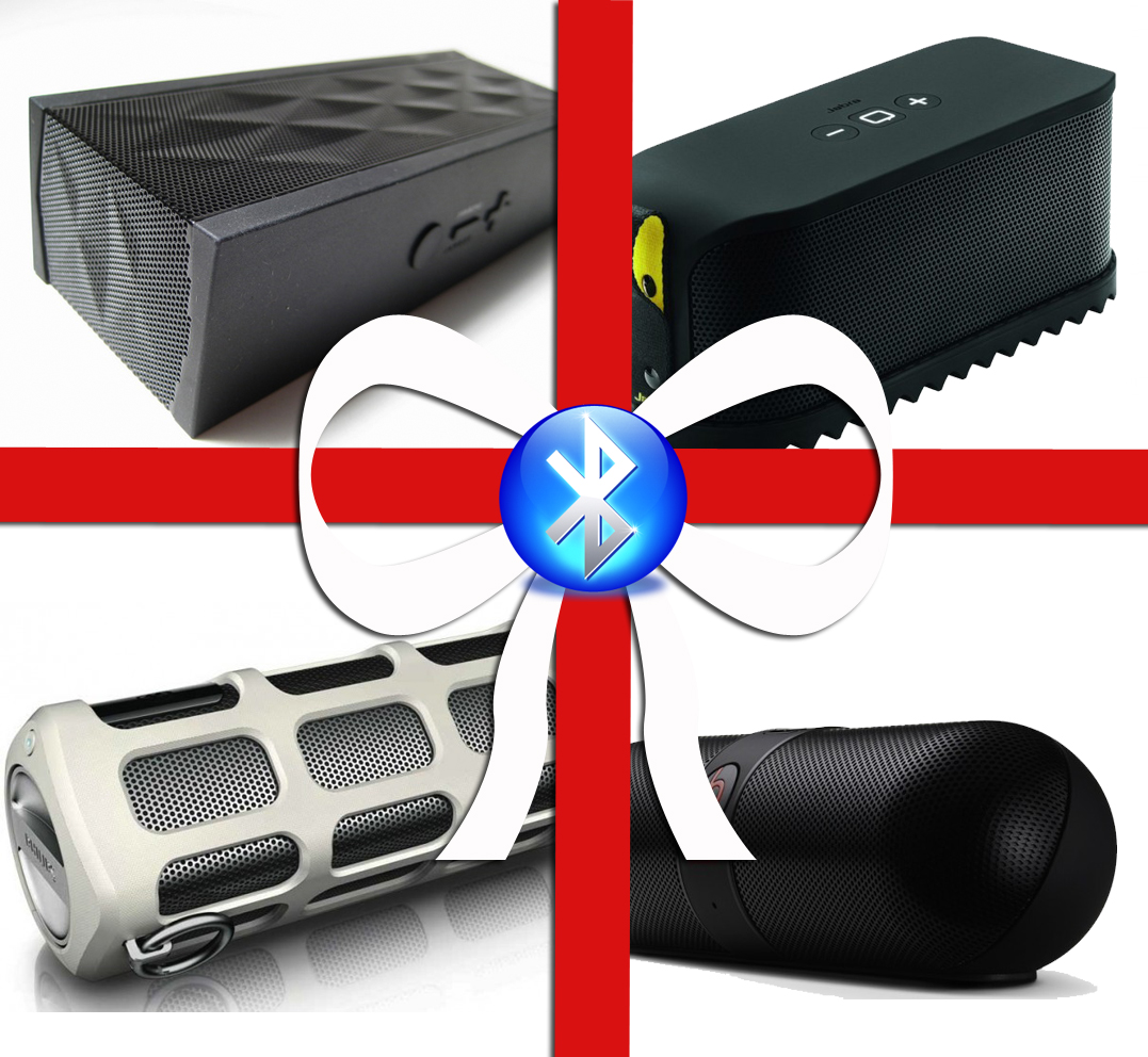 Modojo | Holiday Gift Ideas: Our 3 Favorite Bluetooth Speakers For iPhone 6 and iPhone 6 Plus