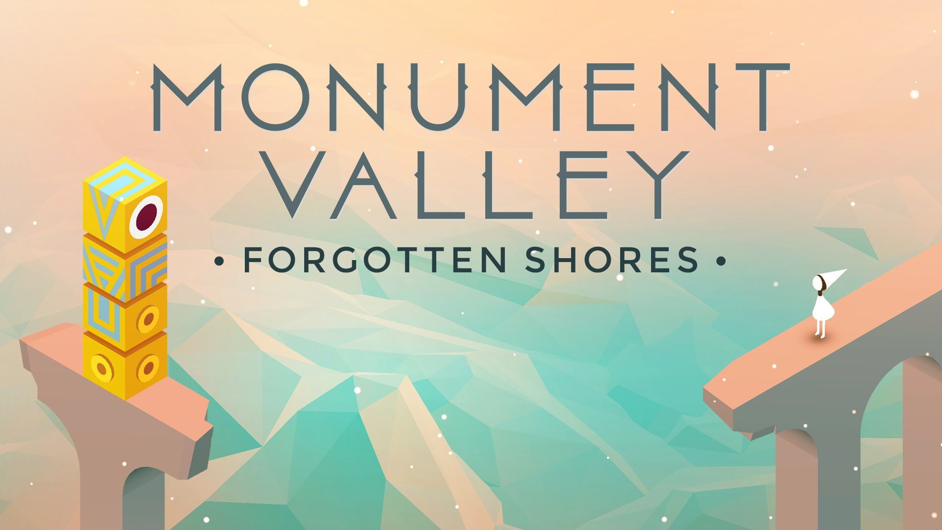 Modojo | Monument Valley: Forgotten Shores