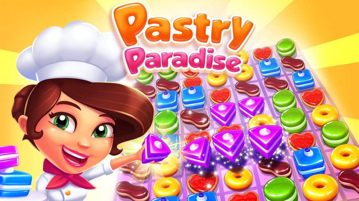 Modojo | Pastry Paradise