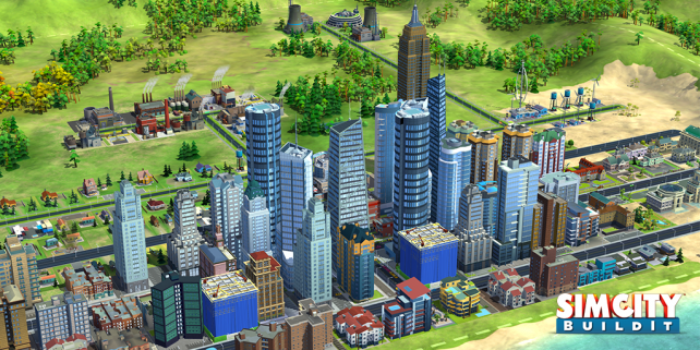 Modojo | Sim City: Build It