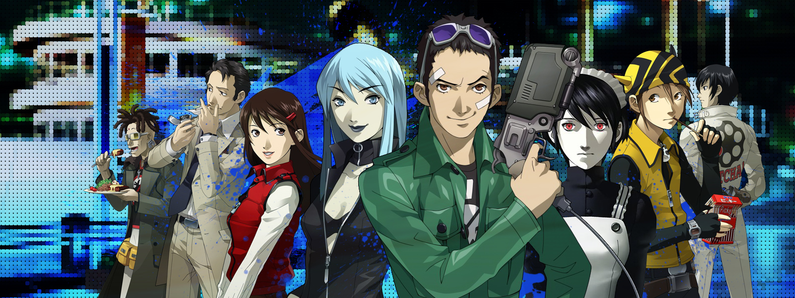 Modojo | Go Deeper Into The Shin Megami Tensei Rabbit Hole With Soul Hackers