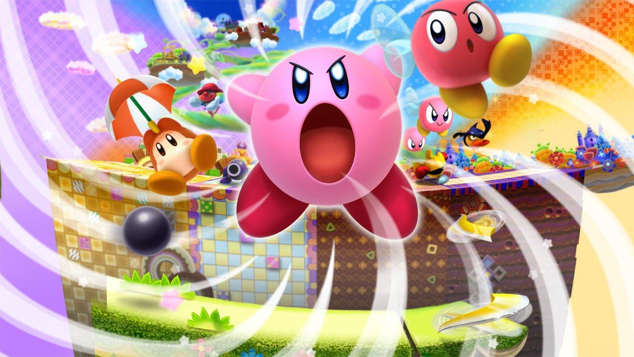 Modojo | Kirby: Triple Deluxe