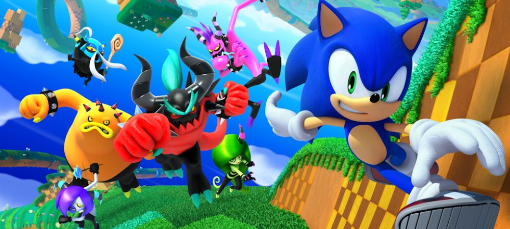 Modojo | Sonic: Lost World Is A More Satisfying Game Than Sonic Boom: Shattered Crystal