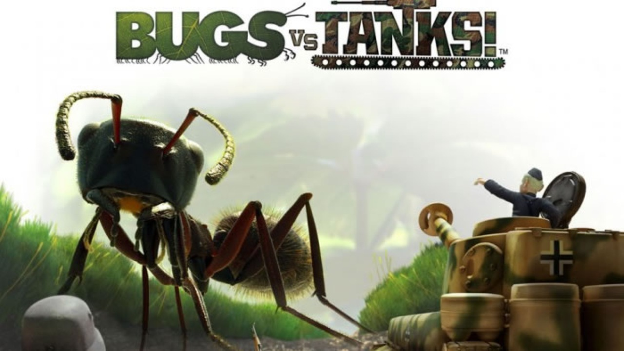 Modojo | Bugs vs.Tanks Review