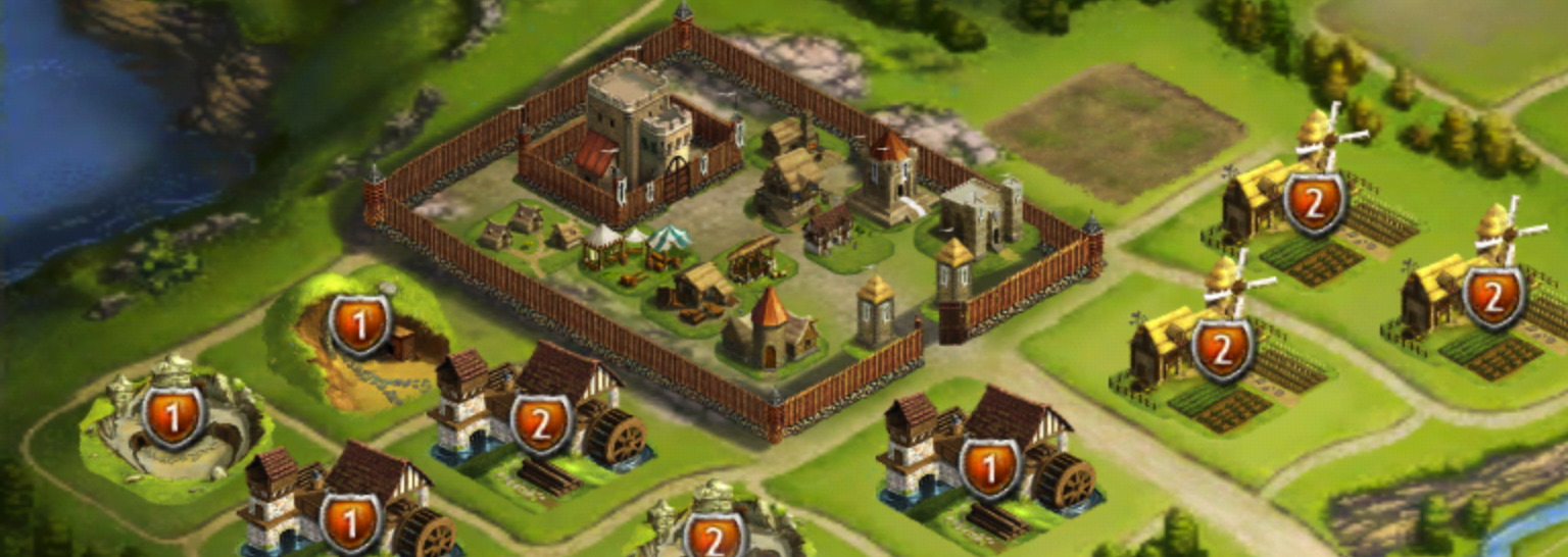 Modojo | Kingdoms of Camelot: Battle for the North