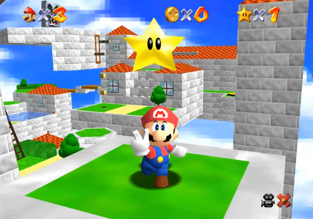 Modojo | Super Mario 64 and Other Classic Favorites Headed to an eShop Near You