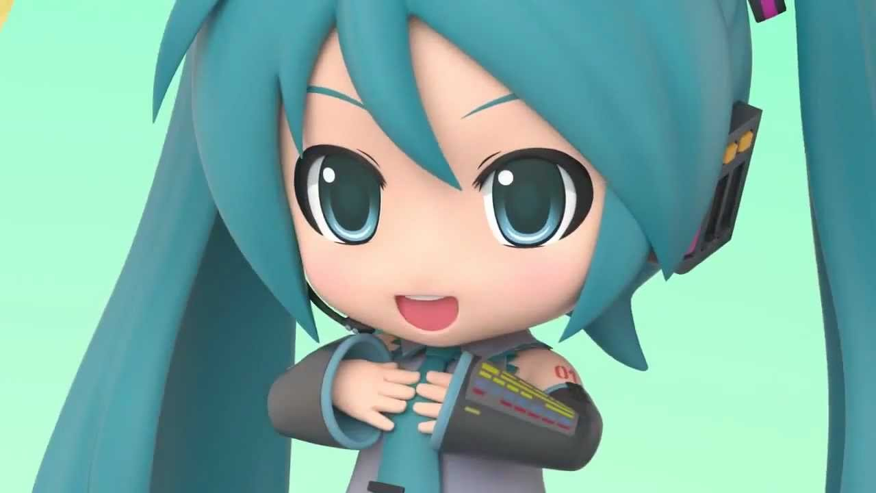 Modojo | Groove to the Beat with Hatsune Miku: Project Mirai 3DS