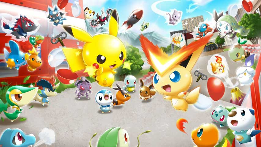 Modojo | Pokémon Rumble World