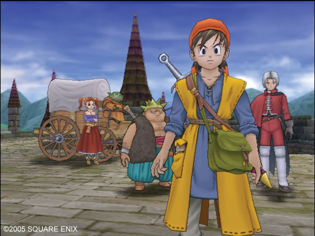 Modojo | Dragon Quest VIII on 3DS Will Have Additional Content