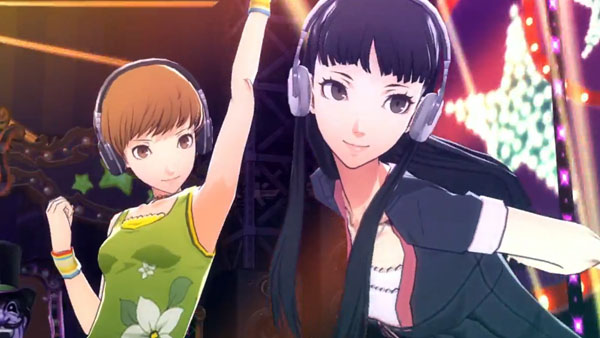 Modojo | Check Out Denon Headphones in Latest Persona 4: Dancing All Night Trailer