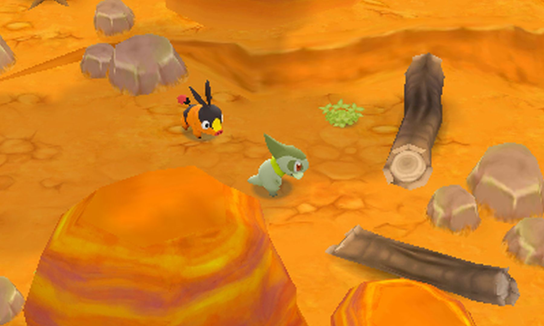 Modojo | Pokémon Super Mystery Dungeon Coming Winter 2015