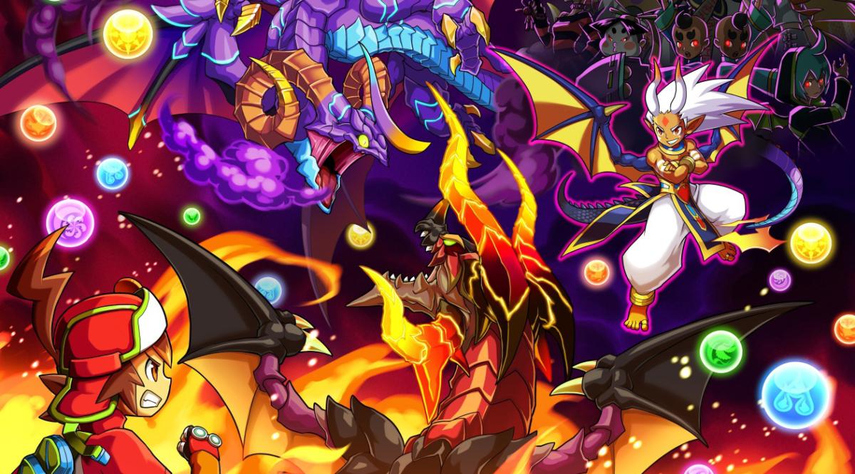 Modojo | Puzzle & Dragons Z + Puzzle & Dragons Super Mario Bros. Edition
