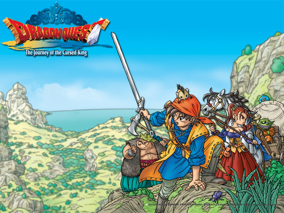 Modojo | There Will Be No Autostereoscopic 3D Support For Dragon Quest VIII