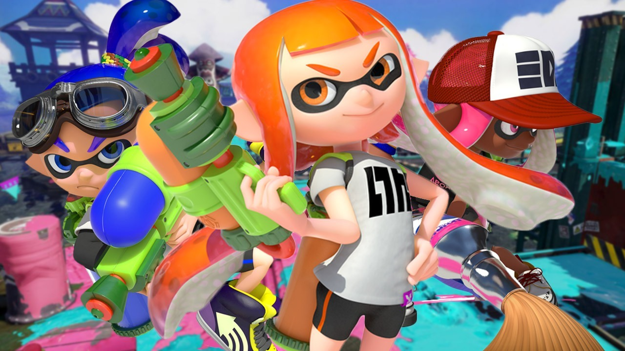 Modojo | Nintendo Download Weekly: You're A Kid, You're A Squid Now!