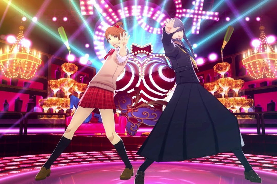 Modojo | Watch The Guys Of Persona 4 Cross-Dress in Latest Persona 4: Dancing All Night Trailer