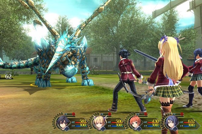 Modojo | XSEED Games is Bringing The Legend of Heroes: Trails of Cold Steel Westward