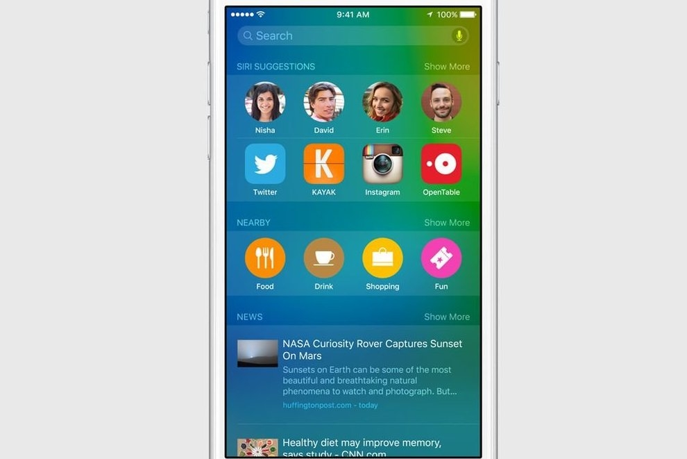 Modojo | Apple Announces iOS 9, And It Looks Sweet