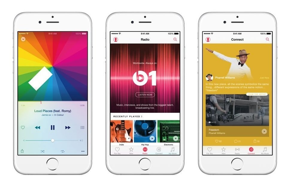 Modojo   Apple Music Looks Like A Decent Competitor For Spotify