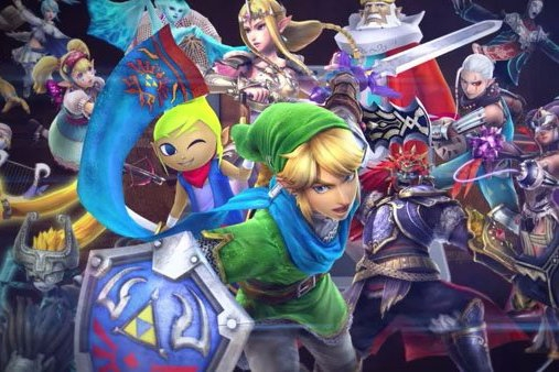Modojo | Hyrule Warriors Slashing Its Way To 3DS