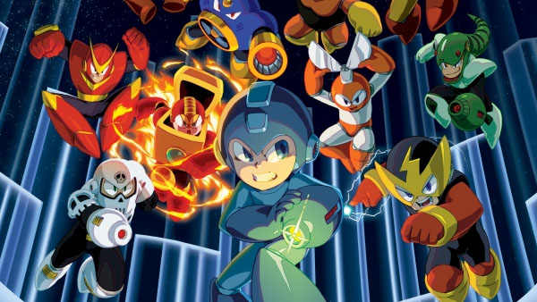 Modojo | Mega Man Legacy Collection Coming to 3DS
