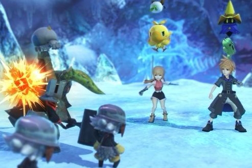 Modojo | Additional Details Emerge Regarding World of Final Fantasy